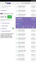 Screenshot of RCN Mobile