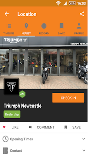 REALRIDER® The Motorcycle App- screenshot thumbnail