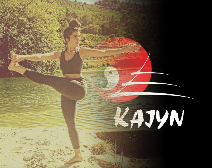 Aurélie Sentès professeur de Yoga au Kajyn