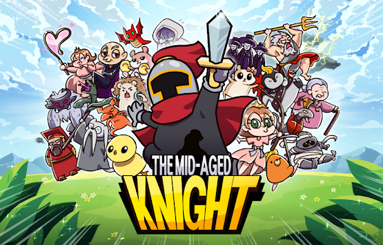 Mr.Kim, The Mid-Aged Knight (Idle & Click) image