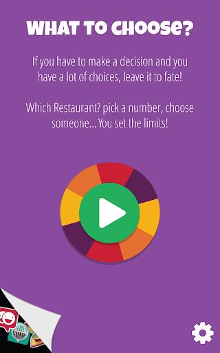 Decision Roulette 1.0.50 screenshots 1