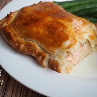 Simple Salmon Pies.