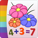 Color by Numbers – Flowers
