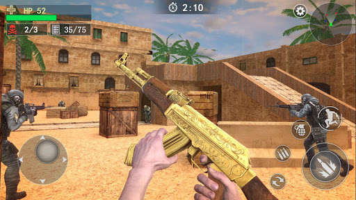 Counter Terrorist--Top Shooter 3D screenshot 4