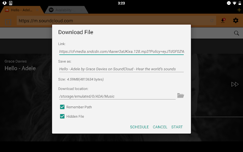 Download Accelerator Plus Screenshot