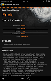 App MyRadar NOAA Weather Radar APK for Windows Phone