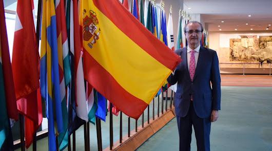 El almeriense Jesús Miranda Hita, inspector de Naciones Unidas