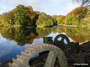 Photo: River Don at Persley, Aberdeen