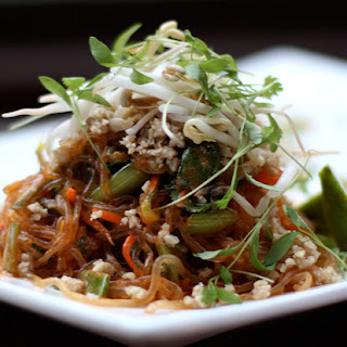 Pure Food and Wine's Raw Pad Thai
