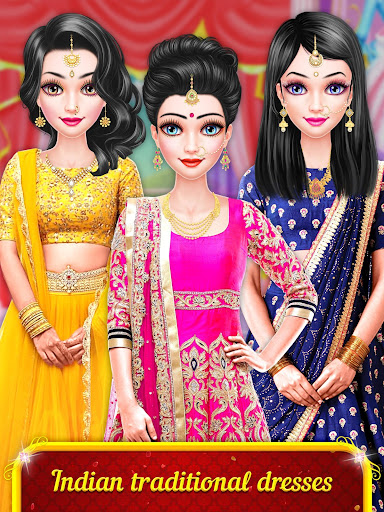 Indian Engagement Makeover - Engagement Bridal  screenshots 11