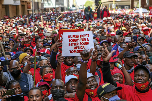 Small firms in steel sector oppose Seifsa-Numsa wage deal - Business Day