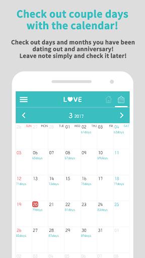 Couple Widget - Love days Countdown 1.9.9 screenshots 3