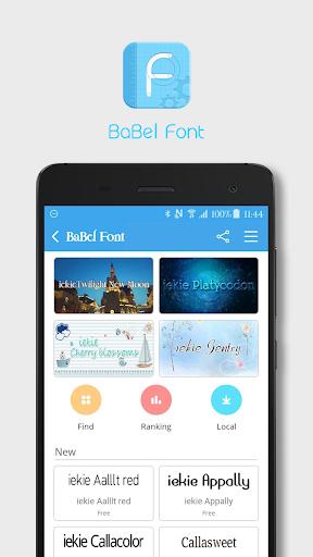 Download BaBel Fonts Google Play softwares - auWSrWhSN8zl