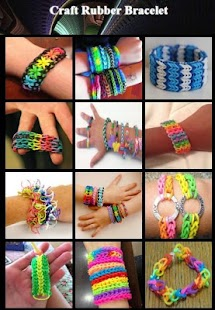 Craft Rubber Bracelet - náhled