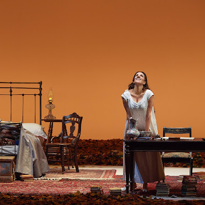 Eugene Onegin, or the time Tatyana dodged a bullet