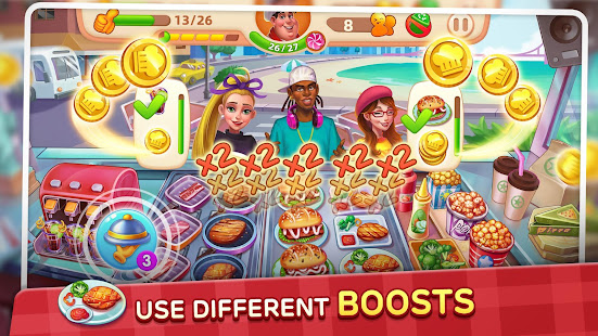 Download Cooking Yummy-Restaurant Game For PC Windows and Mac apk screenshot 8