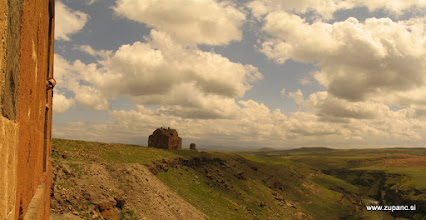 Photo: Ani, old Armenian city in Turkey (Kars region)
