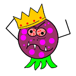Feed The Monster King Icon