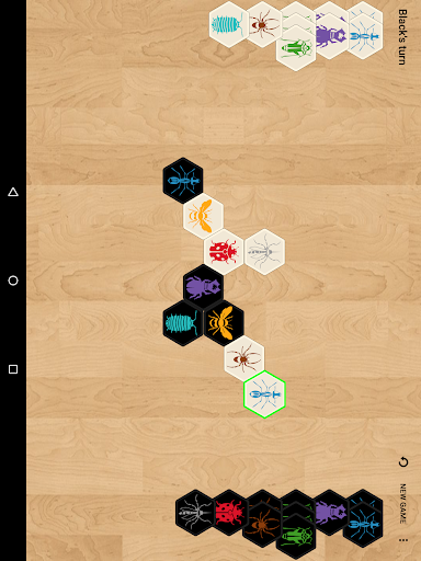Hive with AI (board game) 9.0.1 screenshots 16