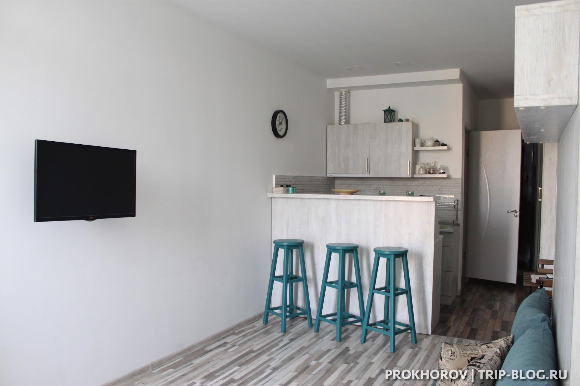 Снять квартиру в Батуми - какие планировки