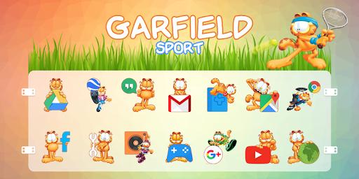Garfield Sports-Solo Theme
