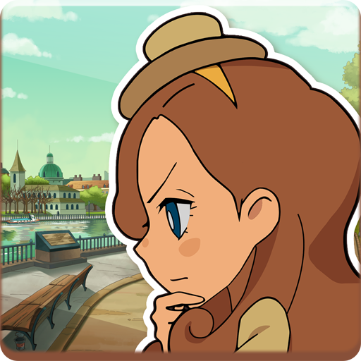 LAYTON'S MYSTERY JOURNEY  – Starter Kit Icon