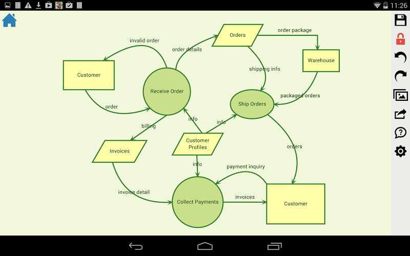DrawExpress Diagram Screenshot 9