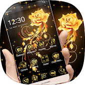 Golden Rose Theme