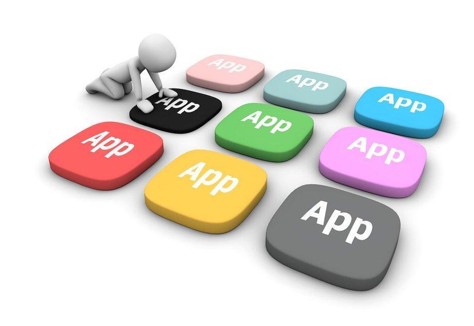 App, Software, Contour, Settings, Computer, Application