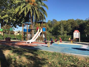 Parque infantil Museo Liste