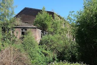 Photo: Petit tour, hors parcours, dans les ruines du Fort de la Chartreuse