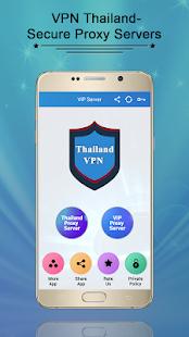App VPN Thailand-Secure Proxy Servers APK for Windows Phone
