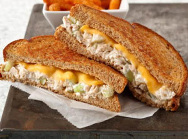 Lunch Time Tuna Melt Recipe