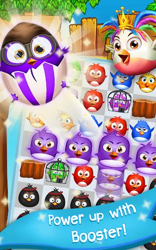 Birds Pop Mania: Match 3 Games Free android2mod screenshots 15
