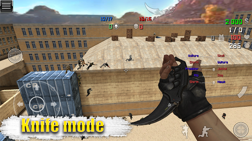 Special Forces Group 2 game (apk) free download for Android/PC/Windows screenshot