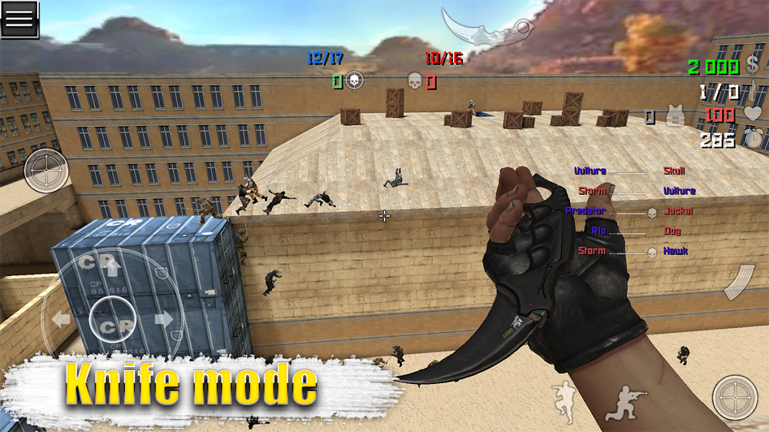 Screenshot - Special Forces Group 2