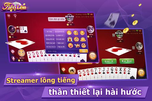 Tiu1ebfn Lu00ean Miu1ec1n Nam - Tien Len -Tu00e1 Lu1ea3-Phu1ecfm -ZingPlay 1.7.061105 screenshots 11