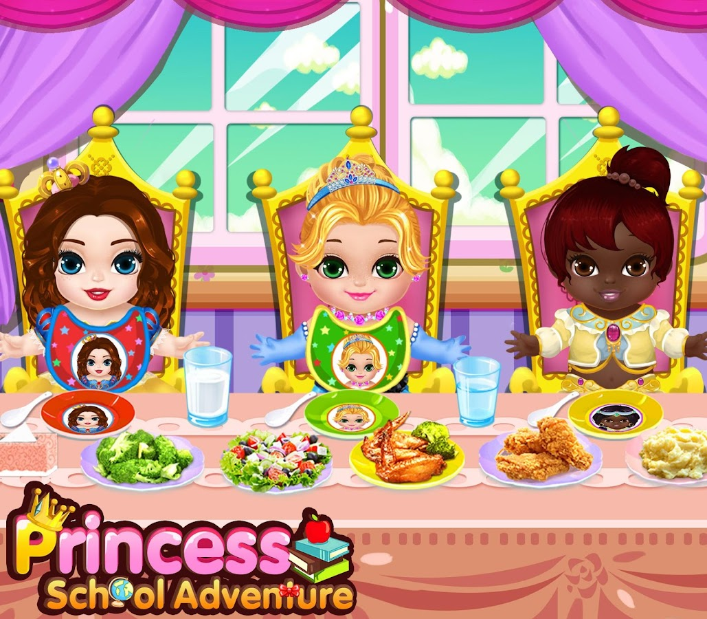 Princess School Adventure- screenshot