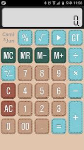 Cami Calculator