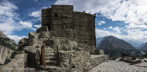 Is Pakistan Safe to Travel? Experience Sharing on Why Travel to Pakistan // Baltit Fort in Karimabad, Hunza Valley