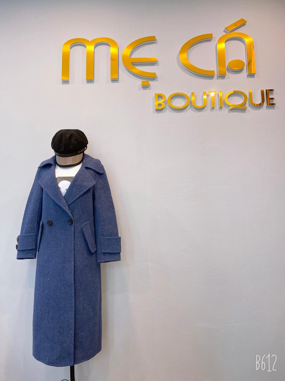 Khám phá cửa hàng thời trang, phụ kiện uy tín - Mẹ Cá Boutique - Ảnh 1