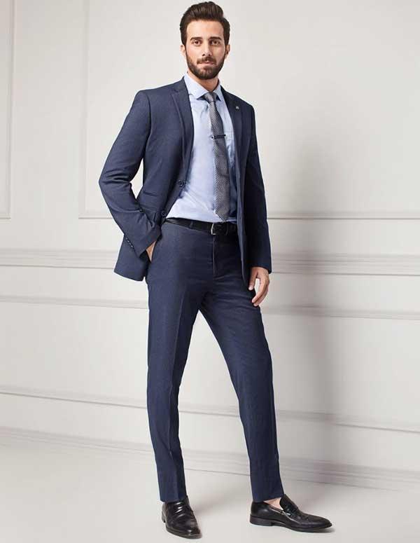 Nguyên tắc giúp chàng mặc vest nam đúng chuẩn