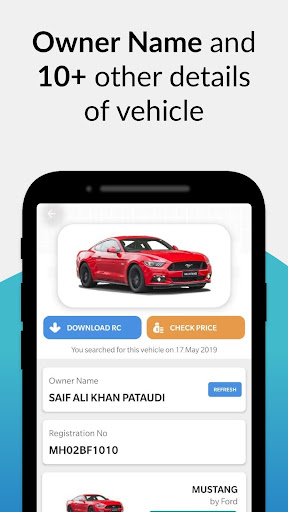 RTO Vehicle Information 4.3.6 screenshots 2