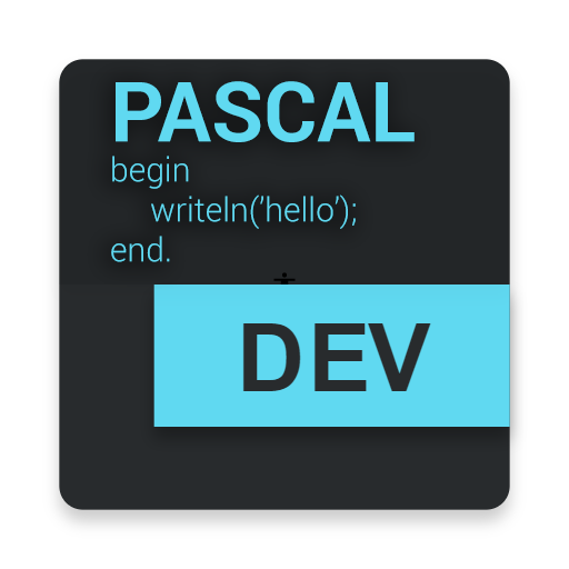 Pascal N-IDE - Editor And Compiler - Programming file APK for Gaming PC/PS3/PS4 Smart TV