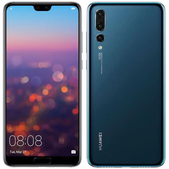 Huawei P20 Pro 128GB Midnight Blue (A+)