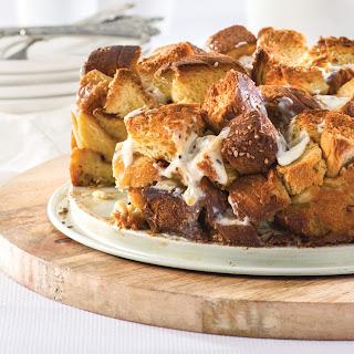 Egg Bread Pudding Recipes