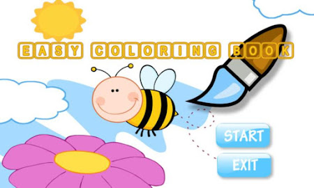 Easy Coloring Book For Kids 1.0.0 screenshot 2072817