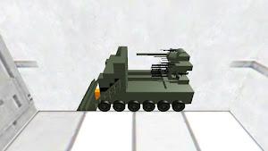 武装トラック
