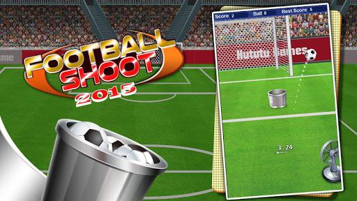Football Shoot 2015