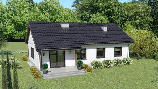 projekt Dom przy Bukowej 17